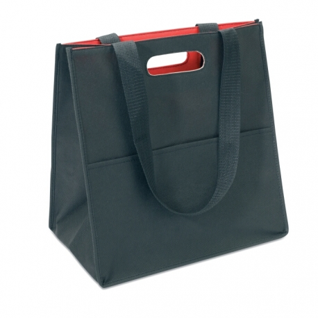 Double layer shopping bag