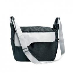 Horizontal lap top bag