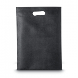 Heat sealed non-woven bag