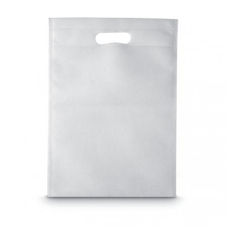 Heat sealed non-woven bag
