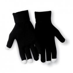 Tactile gloves for smartphones