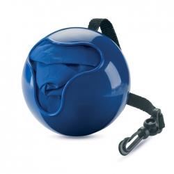 Shopping bag in ABS ball