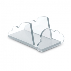Phone stand in cloud shape