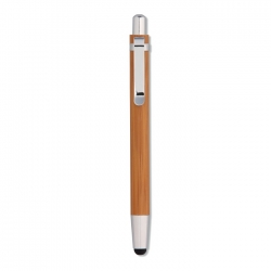 Bamboo pen and pencil set