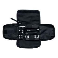 Tool set in PU pouch