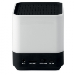 Moodlight bluetooth speaker