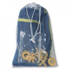Tic-Tac-Toe beach towel