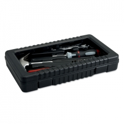 15 pcs toolset in plastic box