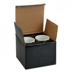 2-piece coffee set in box