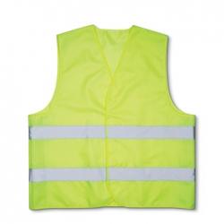Reflective safety waistcoat