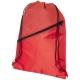 Premium rucksack with zipper