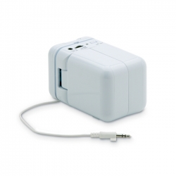 Foldable MP3 speaker