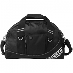 Half dome duffel bag