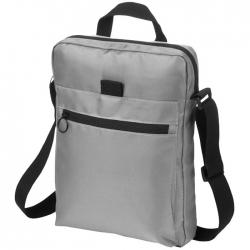Pvc free 10'' tablet shoulder bag