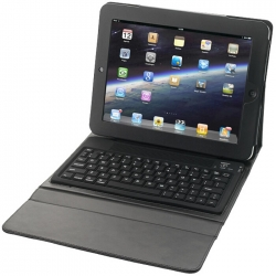 Bluetooth keyboard case for iPad (2/3/4)