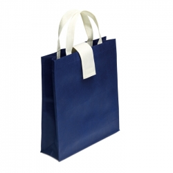 Shopping bag in nonwoven