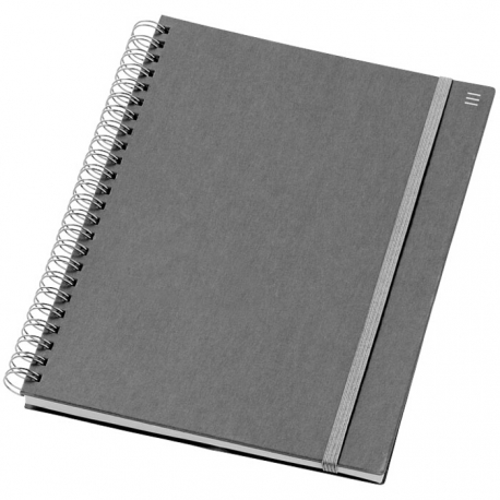 Wired notebook A5