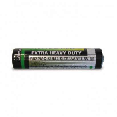 Battery type UM4 (AAA)