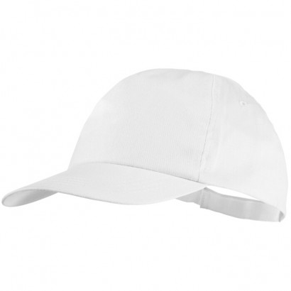 Basic 5 panel cotton cap
