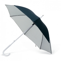 Umbrella with UV-protection