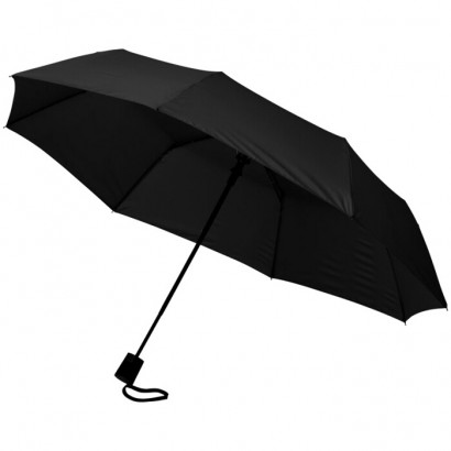 21`` 3-section auto open umbrella