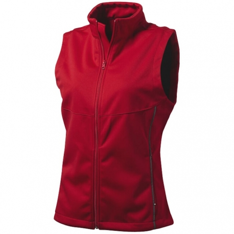 Cromwell Ladies` Softshell bodywarmer