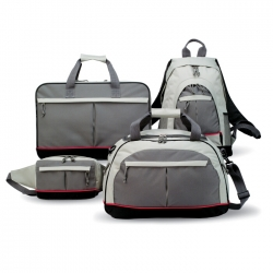4-piece travelling bag set