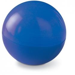 Lip balm in round box