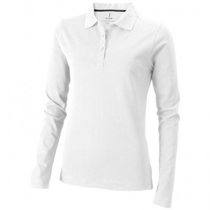 Oakville ladies long sleeve Polo