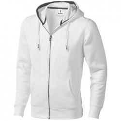 """""""Arora"""" hooded full zip sweater"""