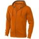Arora hooded full zip sweater