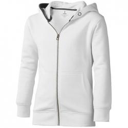 """""""Arora"""" hooded full zip kids sweater"""