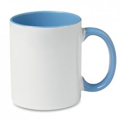 Coloured sublimation mug