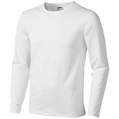 Curve long sleeve T-shirt