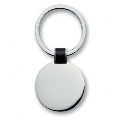 Round shaped key ring