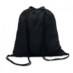 Cotton 100 gsm drawstring bag