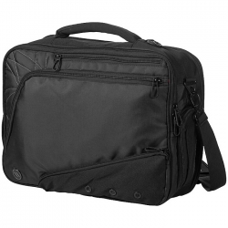 Checkpoint-friendly 17'' laptop attaché