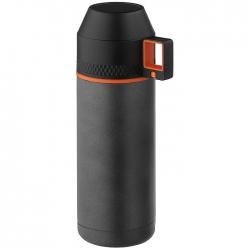 Vacuum isolating flask