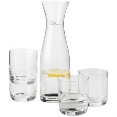 Carafe with 4 glasses