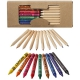 Pencil and crayon set
