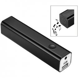 Bluetooth powerbank speaker