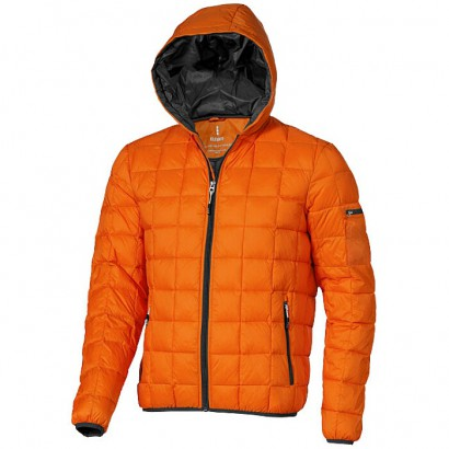 Kanata hooded down jacket