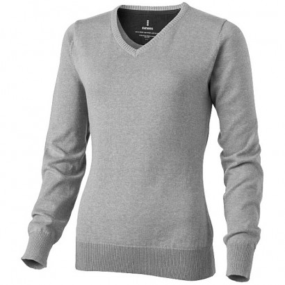 Spruce ladies V-neck pullover