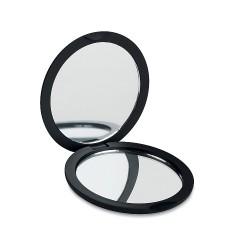 Double side mirror (rubberized finish)
