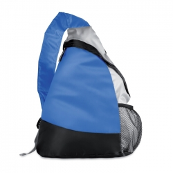 Triangular backpack