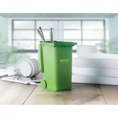 Mini garbage container