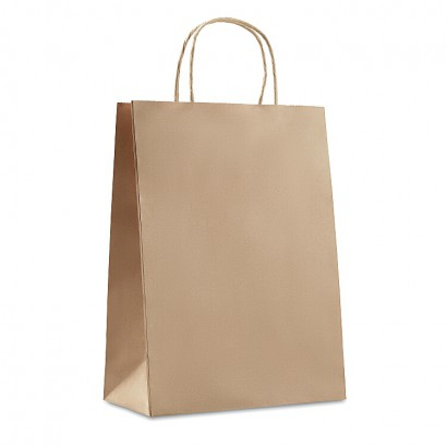 Gift paper bag. Large size    (26x11x36cm)