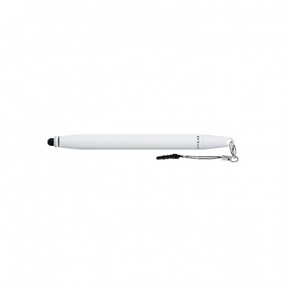 Tech 1 Pearl White Stylus With Chrome Plated appointments