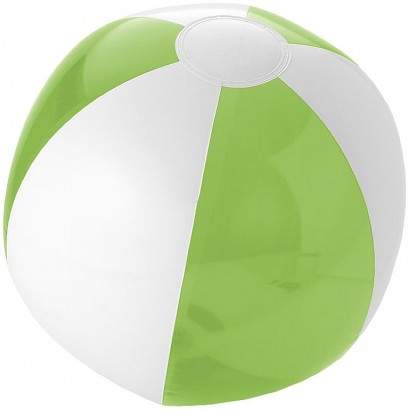 Solid/transparent beach ball