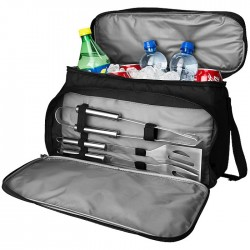 3-piece BBQ set with cooler bag